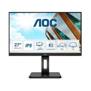 Desktop Monitor - 27P2C - 27in - 1920x1080 (Full HD) - IPS 4ms USB-C KVM