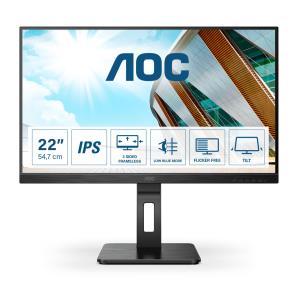 Desktop Monitor - 22P2DU - 21.5in - 1920x1080 (Full HD) - IPS 4ms