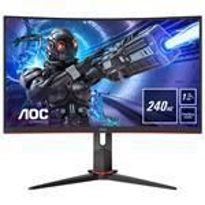 Curved Monitor - C32G2ZE/BK - 31.5in - 1920x1080 (Full HD) - 1ms
