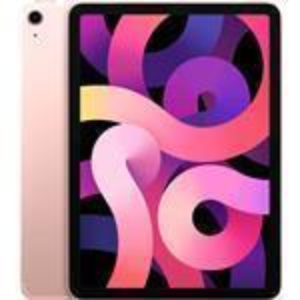 iPad Air - 10.9in - 4th Gen - Wi-Fi + Cellular - 64GB - Rose Gold