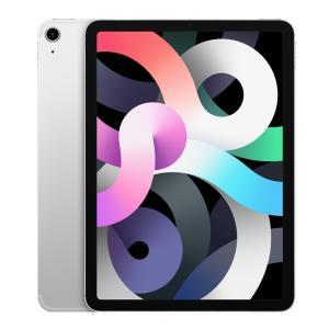 iPad Air - 10.9in - 4th Gen - Wi-Fi + Cellular - 256GB - Silver