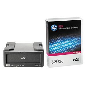 HP RDX320 USB3.0 External Disk Backup System