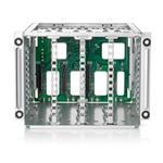 HPE ML30 Gen9 8 Small Form Factor Hot Plug Hard Drive Cage Kit (822756-B21)