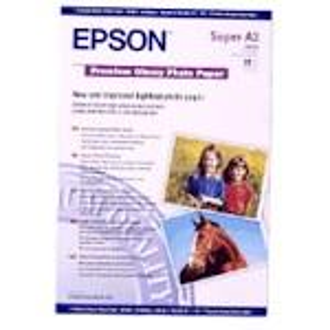 Premium Glossy Photo Paper A3+ 20-sheet (c13s041316)