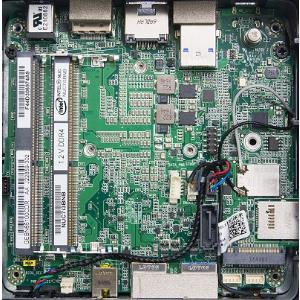 Barebone Mini Pc NUC Baby Canyon Nuc7i3bnb Core i3
