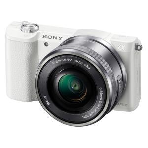 Hybride Camera Alpha A5100 Aps-c 16-50mm White