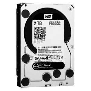 Hard Drive Wd Black 2TB 3.5in SATA 3 7200rpm 64MB Buffer Advanced Format