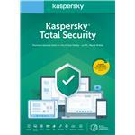 Kaspersky Total Security 2020 - 3 Devices - Slim Sierra Bs 1 Year - Benelux Edition