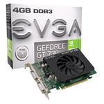 Gf Gt730 4GB Fan GDDR3 Pci-e X16 DVI Hdmi