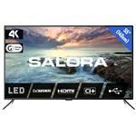 """55""""/140cm LED TV UHD,black"""