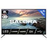 LED Tv 65in (165CM) UHD WITH DVB-S2 / T / T2 / C AND USB MEDIA PLAYER