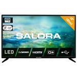 "40""/101cm Full HD LED TV CI+, black"