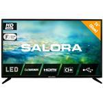 "24""/61cm LED TV HD CI+, black"