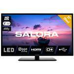 "32""/82cm LED TV HD CI+ DVD, black"