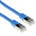 Patch Cable CAT6 S-ftp Lszh 3m Blue