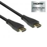 HDMI 4K Premium Certified Locking Cable Male - Male 0.9m