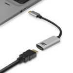 USB-C to HDMI female adapter 4K